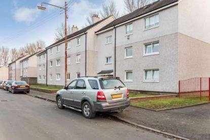 2 Bedrooms Flat for sale in Kinnell Avenue, Glasgow, Lanarkshire