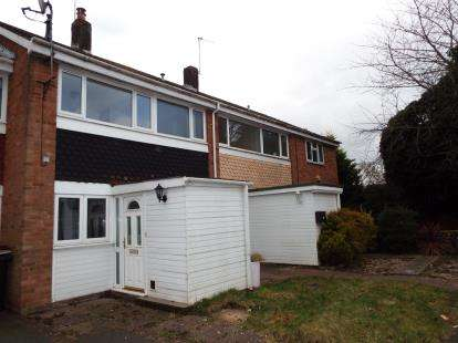 3 Bedrooms Terraced House for sale in Birkdale Close, Nuneaton, .