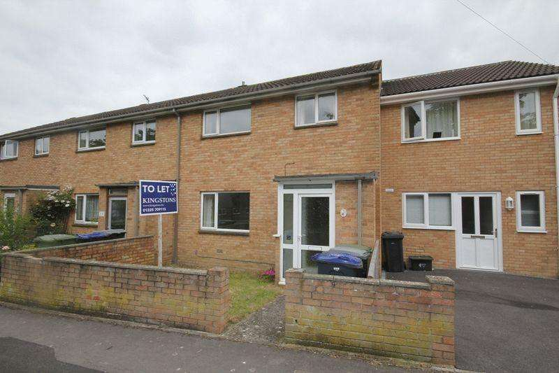 3 Bedrooms Terraced House for rent in Halifax Road, Bowerhill, Melksham