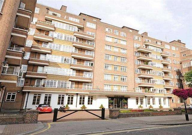 2 Bedrooms Flat for sale in Portsea Place, London