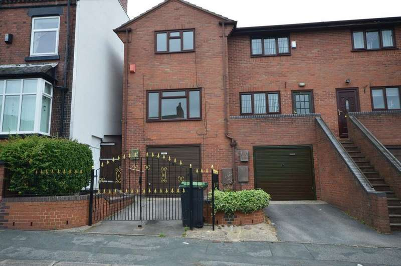 2 Bedrooms Town House for rent in Broomhill Street, Tunstall