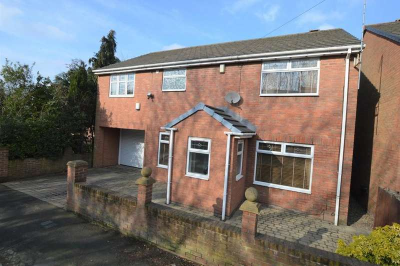 4 Bedrooms Detached House for sale in The Flight, Winlaton