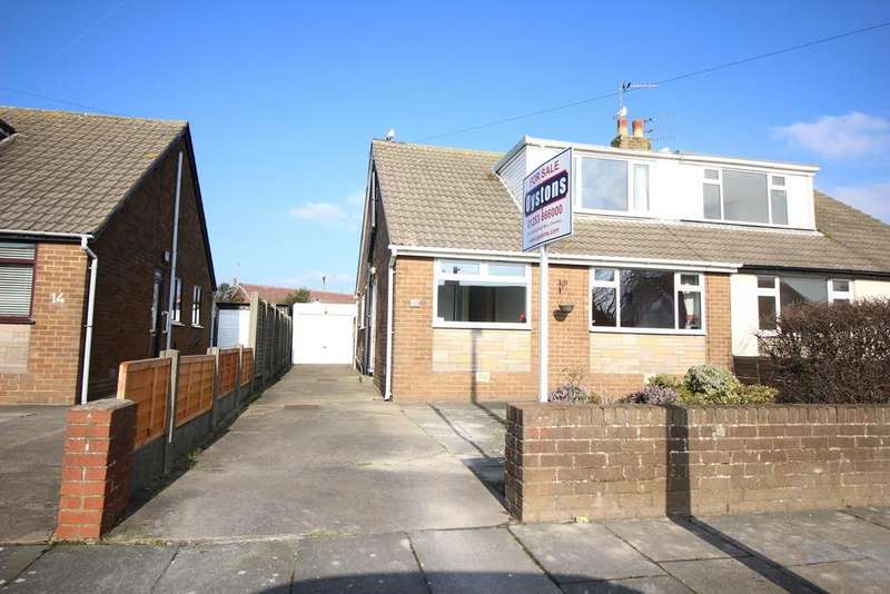 3 Bedrooms Semi Detached Bungalow for sale in Redcar Avenue, Thornton-Cleveleys