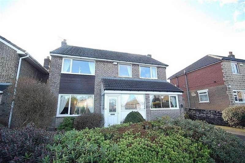 4 Bedrooms Detached House for sale in Rafborn Avenue, Salendine Nook, Huddersfield, HD3