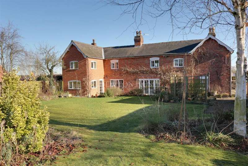 5 Bedrooms Detached House for sale in Westhorpe, Willoughby on the Wolds, Leicestershire