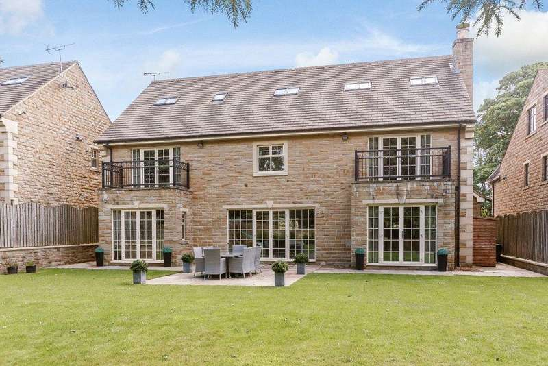 6 Bedrooms Detached House for sale in Manor Gates, Bramhope, Leeds, West Yorkshire, LS16