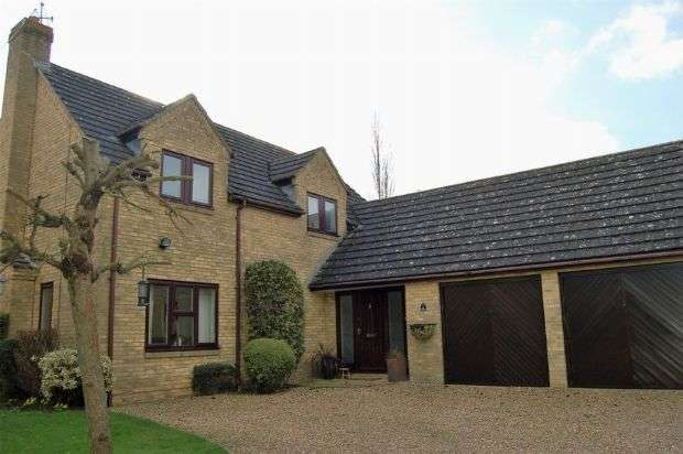 4 Bedrooms Detached House for sale in High Street, Roade, Northampton NN7 2NW