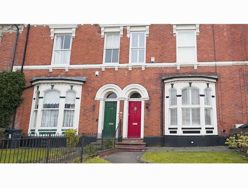 5 Bedrooms Mews House for sale in Alcester Road, Moseley, Birmingham, B13 8BE