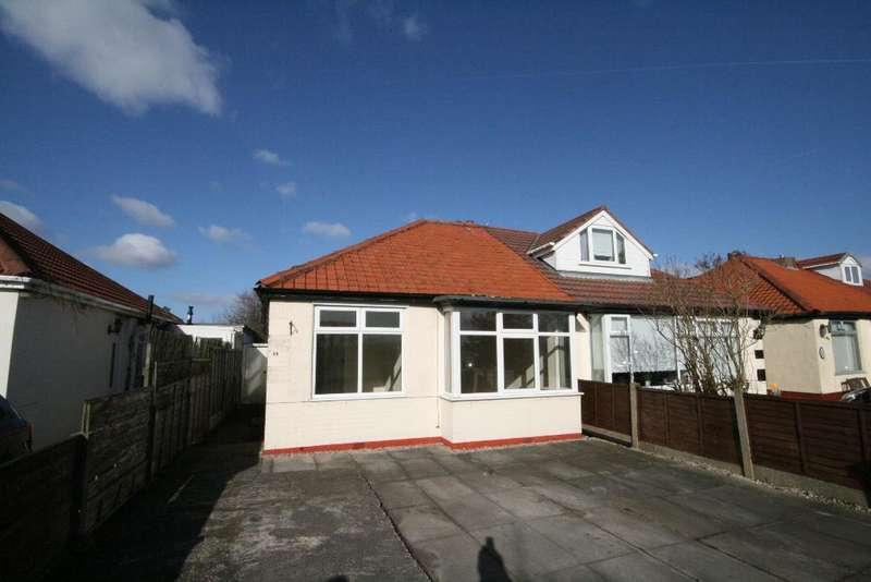 2 Bedrooms Bungalow for sale in Moss Road, Southport, PR8 4JQ