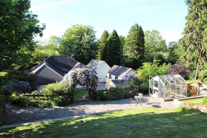 3 Bedrooms Detached Bungalow for sale in Talwrn Road, Legacy, Rhostyllen, Wrexham, LL14