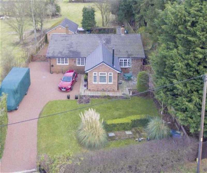 3 Bedrooms Detached House for sale in Station Road, Chirk