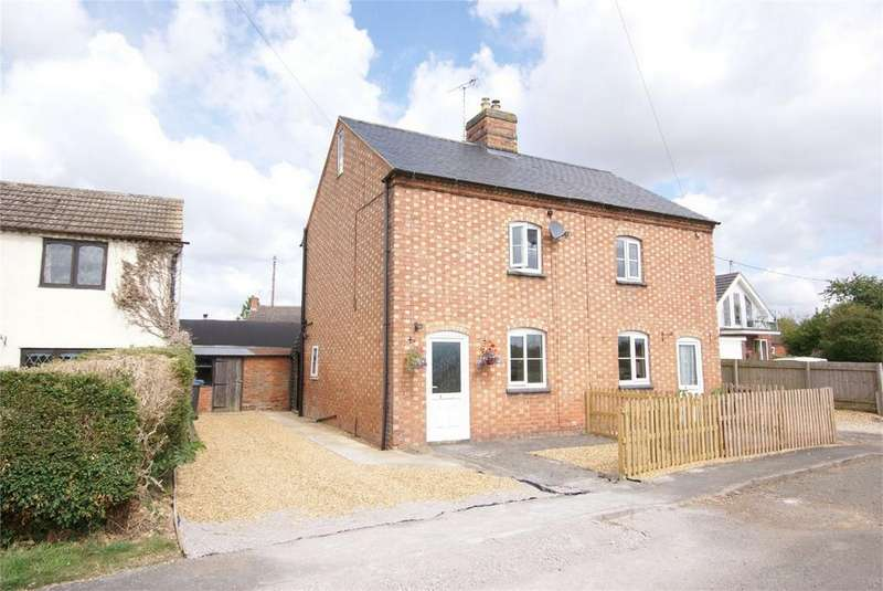 2 Bedrooms Semi Detached House for rent in Knightcote, Southam, Warwickshire