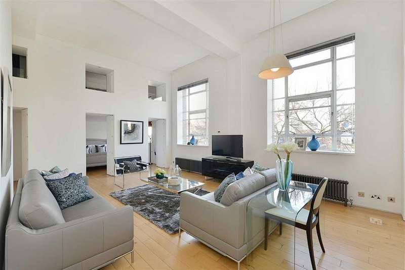 3 Bedrooms Flat for sale in The Yoo Building, Hall Road, St John's Wood, NW8