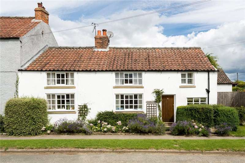 3 Bedrooms Semi Detached House for sale in Main Street, Harome, York, North Yorkshire, YO62