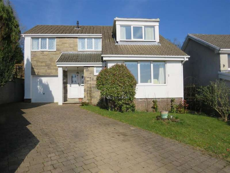 4 Bedrooms Detached House for sale in Erw Las, Llannon, Llanelli