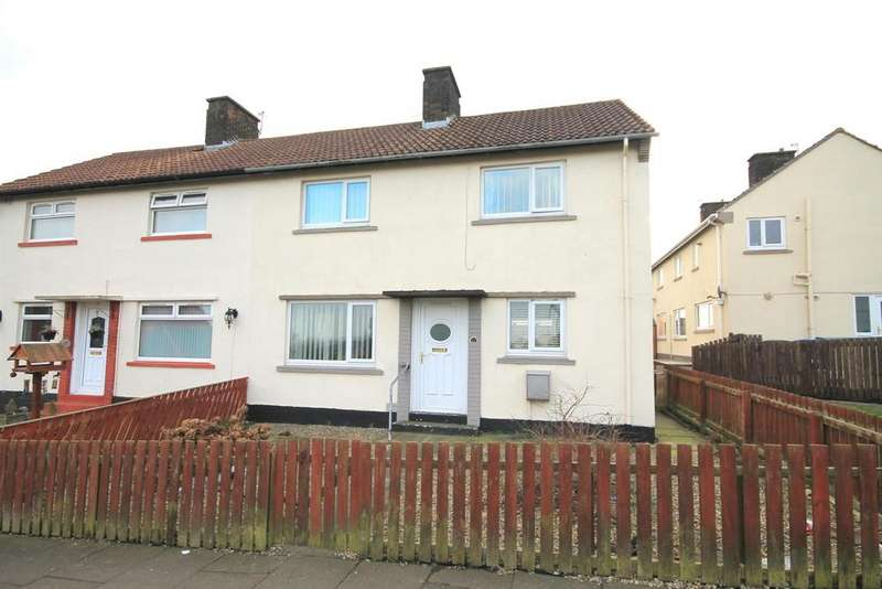3 Bedrooms Semi Detached House for sale in Holly Park, Brandon, Durham