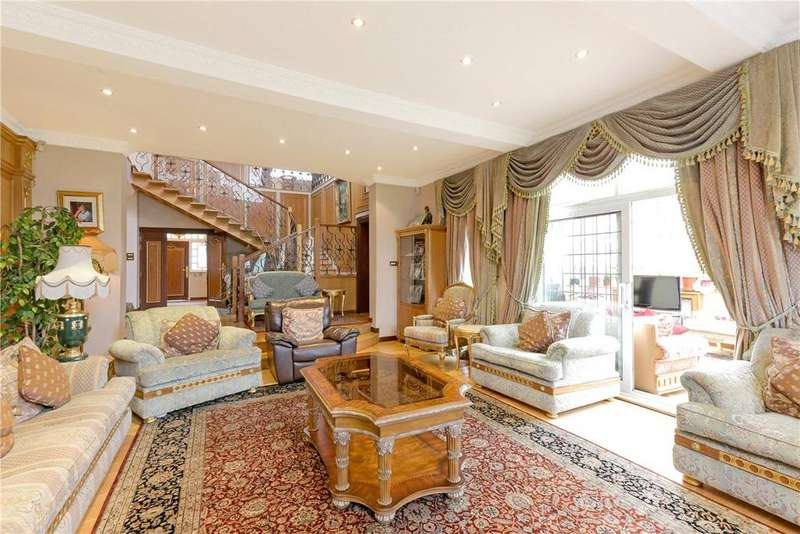 10 Bedrooms Semi Detached House for sale in Grove Park Gardens, London, W4