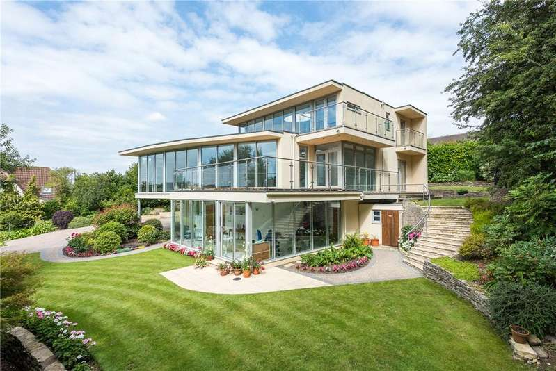 6 Bedrooms Detached House for sale in Upper Ley, Box, Corsham, Wiltshire, SN13