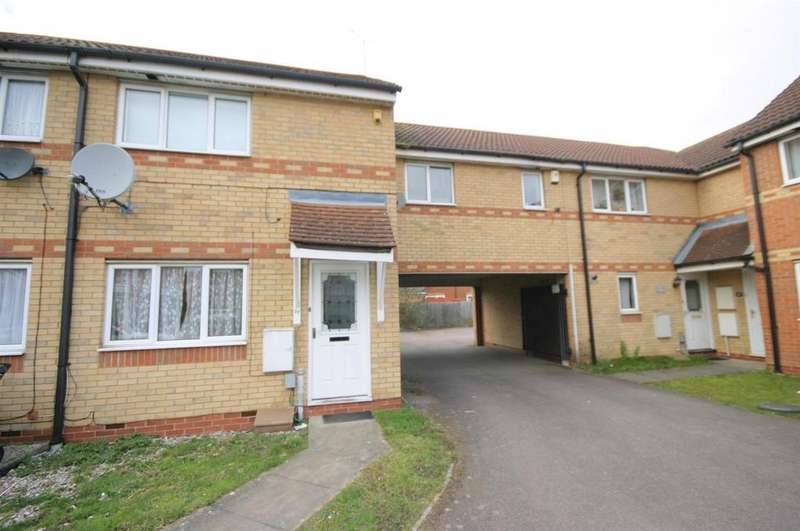 2 Bedrooms End Of Terrace House for rent in Leagrave
