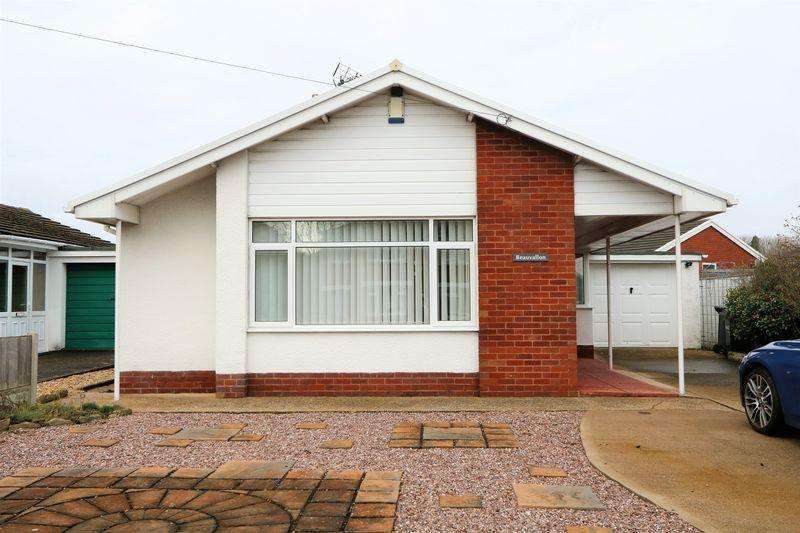 2 Bedrooms Bungalow for sale in Dyserth Road, Rhuddlan