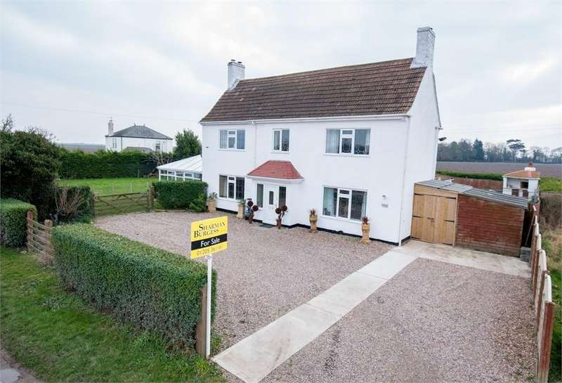 5 Bedrooms Detached House for sale in Clampgate Road, Freiston, Boston, Lincolnshire