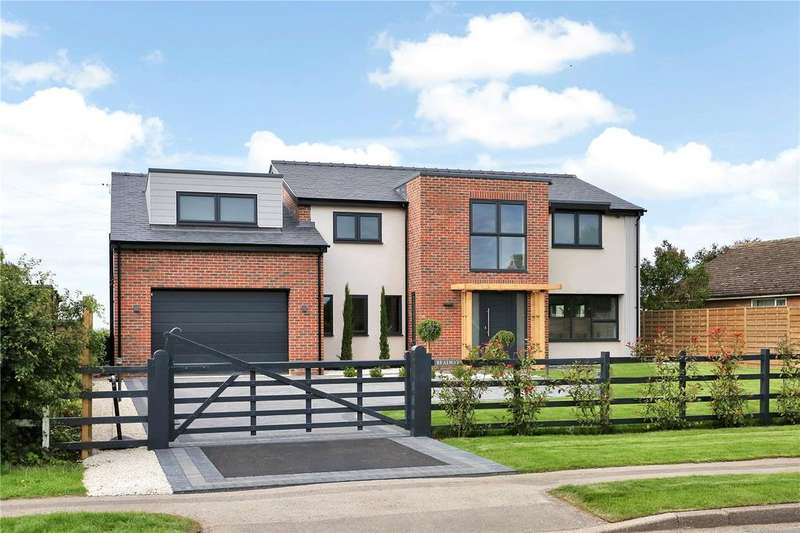 4 Bedrooms Detached House for sale in Selby Lane, Keyworth, Nottingham
