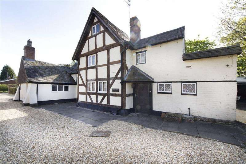 4 Bedrooms Detached House for sale in Haywood Drive, Tettenhall, Wolverhampton, West Midlands, WV6