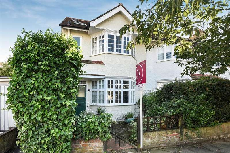 4 Bedrooms End Of Terrace House for sale in Shrewsbury Avenue, East Sheen