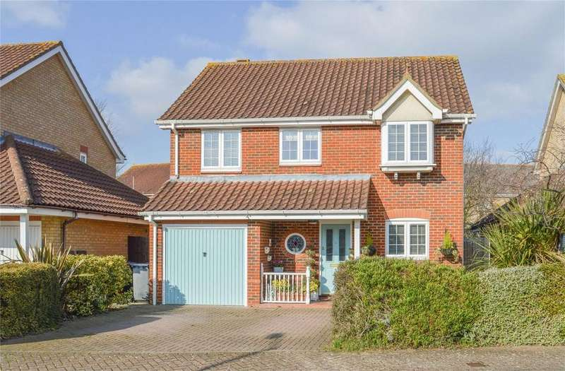 4 Bedrooms Detached House for sale in Falconer Street, Bishop's Stortford, Herts