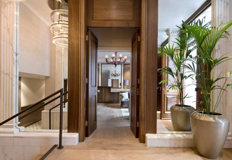 4 Bedrooms Serviced Apartments Flat for rent in BEAUFORT HOUSE, KNIGHTSBRIDGE, SW3