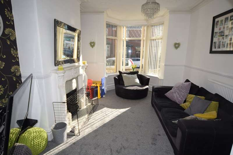 3 Bedrooms Terraced House for sale in Oxford Street, Barrow-in-Furness, Cumbria, LA14 5QJ