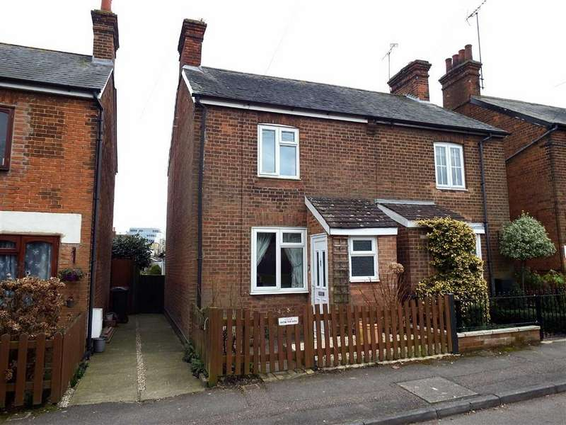 3 Bedrooms Semi Detached House for sale in Green Street, Stevenage, Hertfordshire, SG1