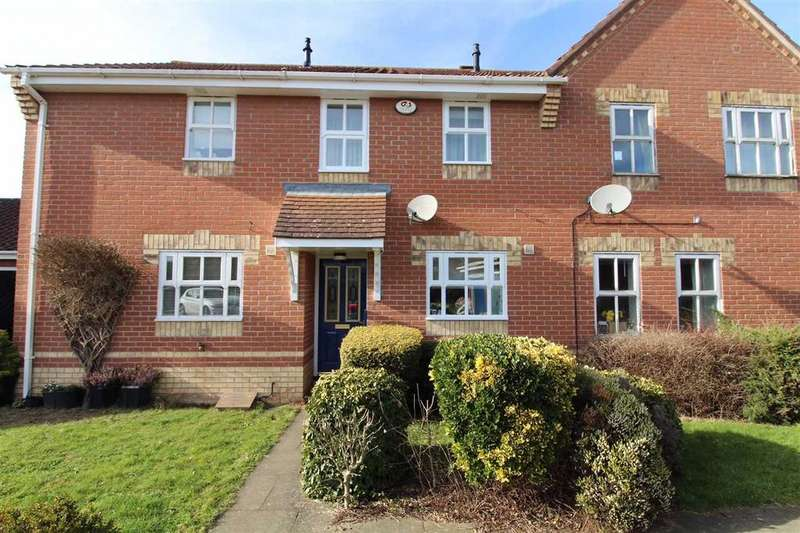 2 Bedrooms End Of Terrace House for sale in Mulberry Gardens, Great Blakenham