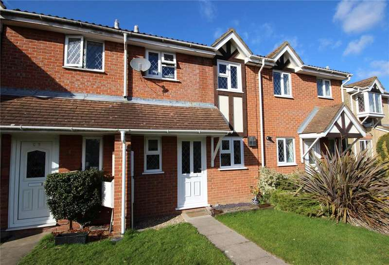 2 Bedrooms Terraced House for sale in Great Meadow Road, Bradley Stoke, Bristol, BS32