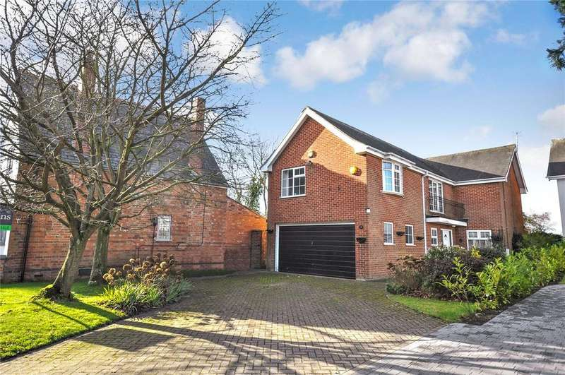 4 Bedrooms Detached House for sale in Loughborough Road, Hoton, Loughborough