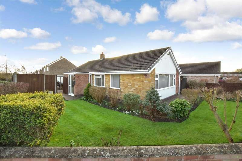2 Bedrooms Detached Bungalow for sale in Redwood Avenue, Melton Mowbray, Leicestershire