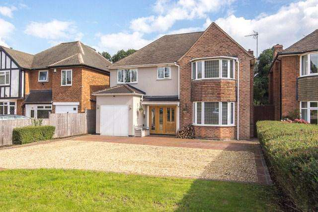 4 Bedrooms House for sale in Jervis Crescent, Sutton Coldfield