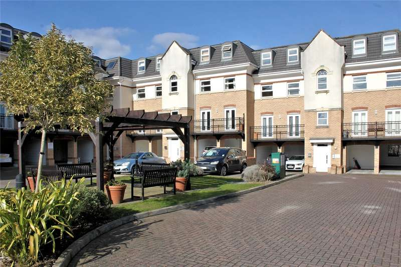 1 Bedroom Apartment Flat for sale in Prospect Place, Hipley Street, Woking, Surrey, GU22