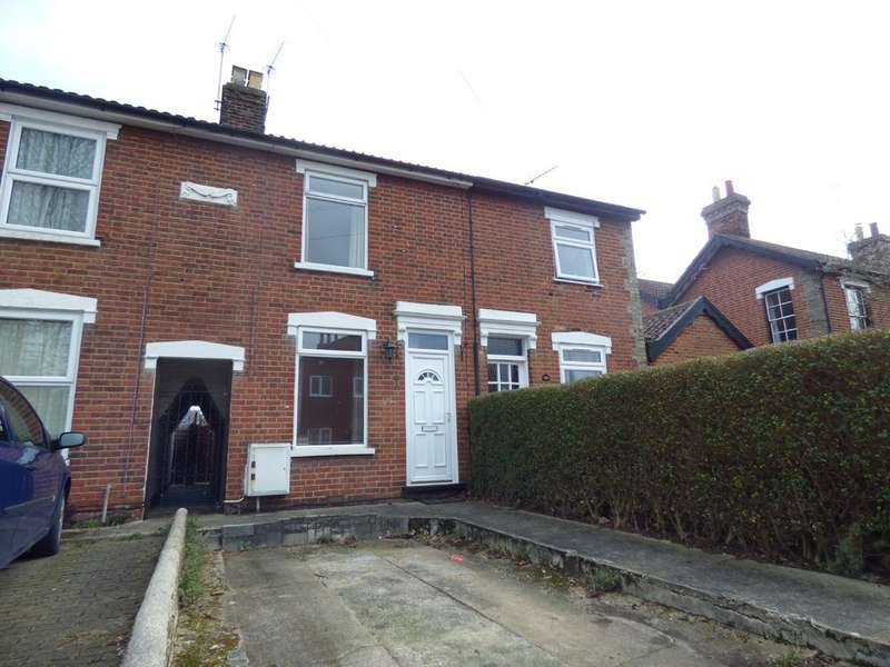 2 Bedrooms Terraced House for rent in Nelson Road, Ipswich IP4