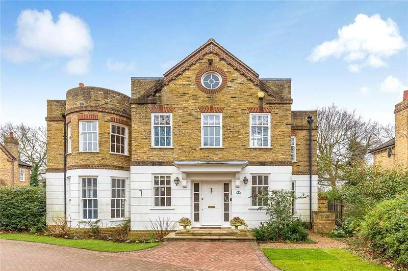 5 Bedrooms Detached House for sale in Hambledon Place, London, SE21