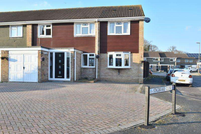 5 Bedrooms Terraced House for sale in Studley Avenue, Southampton
