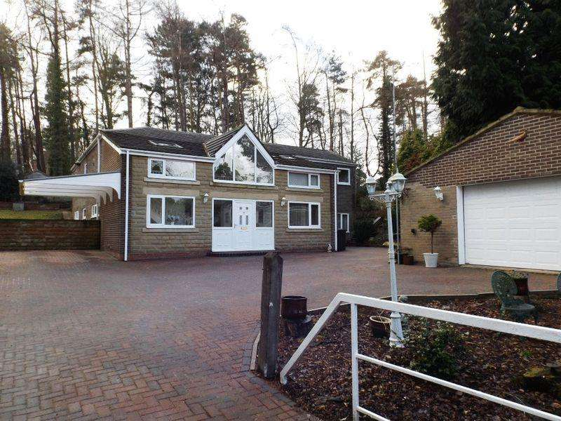 4 Bedrooms Detached House for sale in Crofts Park, Hepscott, Morpeth
