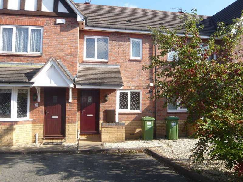 2 Bedrooms Terraced House for rent in Reeve Drive, Kenilworth