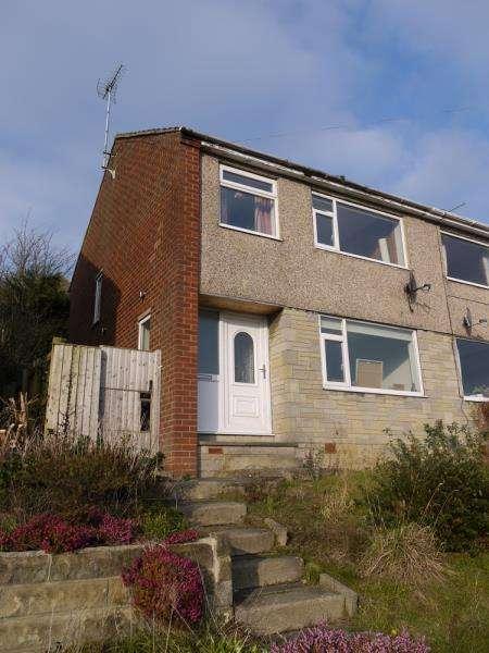 3 Bedrooms Semi Detached House for rent in 25 Rumplecroft, Otley, LS21 2RE