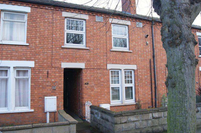 3 Bedrooms Terraced House for sale in Lime Grove, Newark