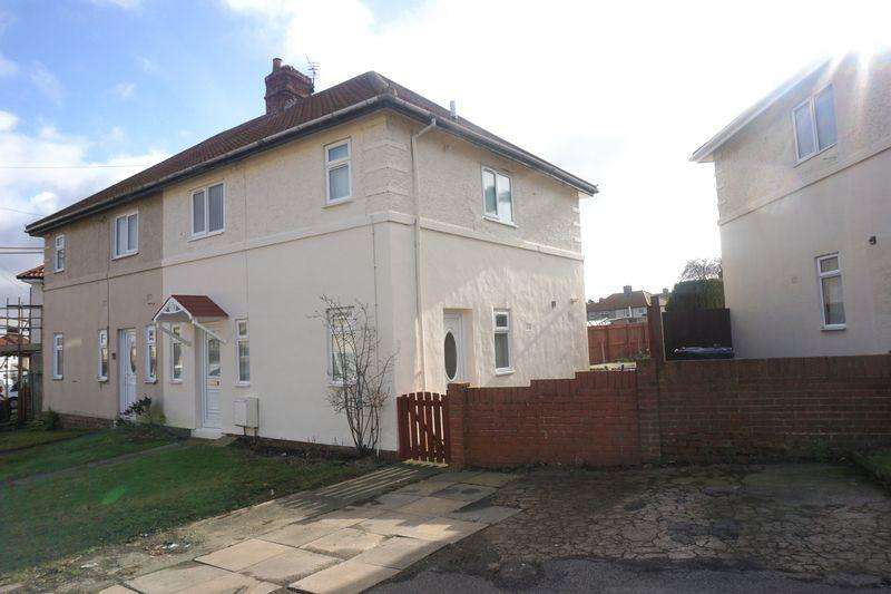 3 Bedrooms Semi Detached House for sale in Cook Avenue, Bearpark