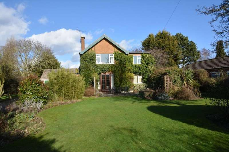 5 Bedrooms Detached House for sale in Crabnook Lane, Farnsfield