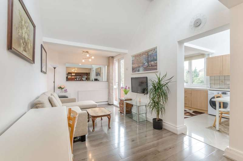 1 Bedroom Flat for sale in Frogmore, Wandsworth, SW18