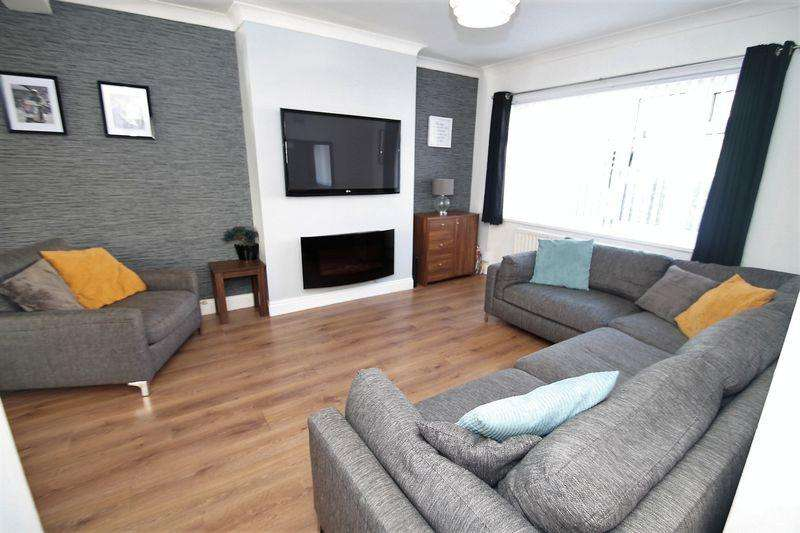 3 Bedrooms Semi Detached House for sale in Kenilworth Road, Billingham