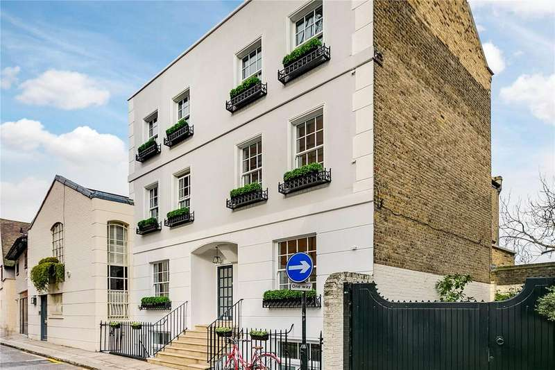 2 Bedrooms Flat for sale in Glebe Place, Chelsea